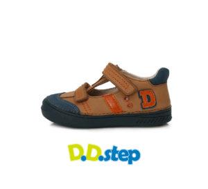 D.D.Step félig zárt félcipő