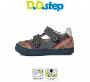 D.D.Step fiú féligzárt félcipő