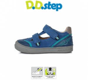 D.D.Step féligzárt félcipő