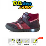 D.D.Step LED lány bokacipő
