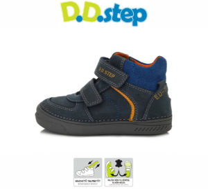 D.D.Step fiú bokacipő